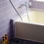 お風呂の排水溝掃除