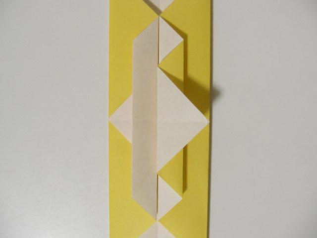 すべての折り紙 折り紙お年玉袋折り方 : ... お年玉袋で【折り方簡単