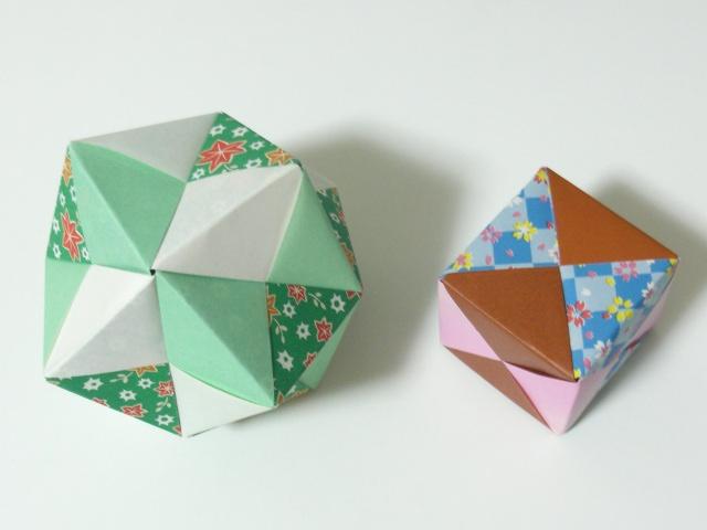 ハート 折り紙 折り紙 ユニット 簡単 : snalime.com