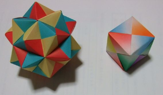 花 折り紙 折り紙 玉 : snalime.com