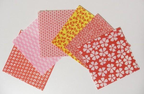 ハート 折り紙 和 折り紙 : snalime.com