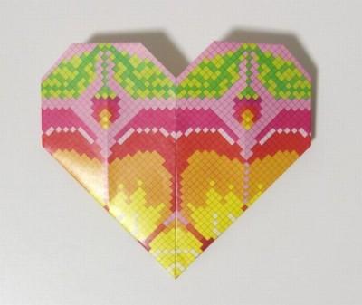 heart-origami