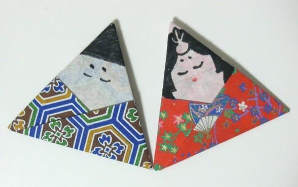 クリスマス 折り紙 雛人形 折り紙 : snalime.com