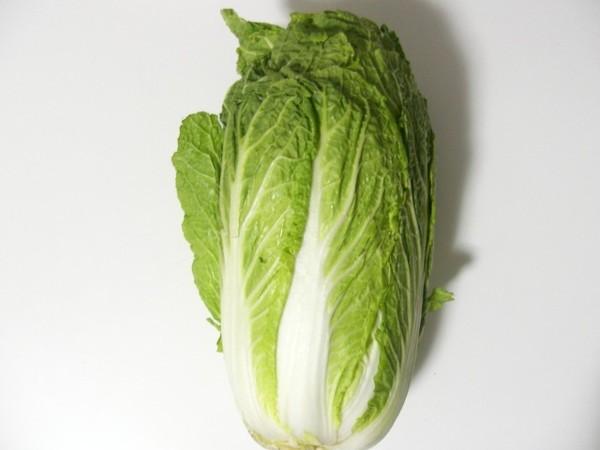 白菜の切り方