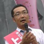 上杉隆への質問、福島原発のこと【東京スピーカーズコーナー・街頭演説】