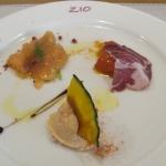 【白金高輪ランチ】Trattoria dello Zioで5種の選べるデザートにウキウキ!女性に人気