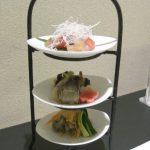 小田急ハルクの大志満・新宿店で天丼ランチ!けんちん揚げの天ぷらも