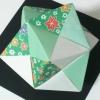 【ユニット折り紙】くす玉・多面体と立方体の作り方【簡単折り方動画・薗部式ユニット】