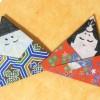 お雛様の折り紙 - 簡単な三角の雛人形の折り方【ひな祭り】